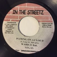 WARD21, MR. VEGAS / PUFFING ON A CLOUD