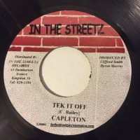 CAPLETON / TEK IT OFF