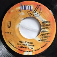 ANTHONY CRUZ / MUST CONFESS