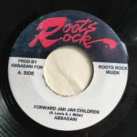 ABBASANI / FORWARD JAH JAH CHILDREN