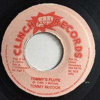 TOMMY McCOOK / TOMMY'S FLUTE