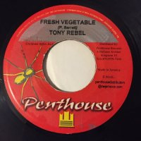 TONY REBEL / FRESH VEGITABLE