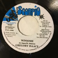 GREGORY ISAACS / WINSOME
