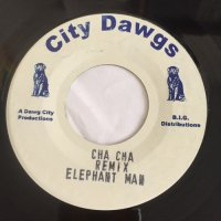 ELEPHANT MAN / CHA CHA REMIX