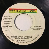 LUCIANO / SWEEP OVER MY SOUL