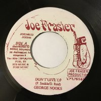 GEORGE NOOKS / DON'T GIVE UP