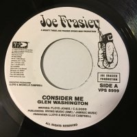 GLEN WASHINGTON / CONSIDER ME