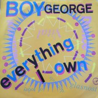 BOY GEORGE / EVERYTHING I OWN - USE ME