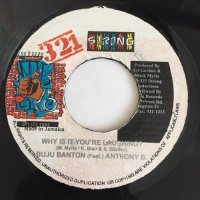 BUJU BANTON & ANTHONY B / WHY IS IT YOUR'RE LAUGHING?