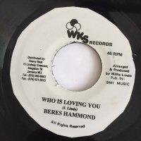 BERES HAMMOND / WHO IS LOVING YOU