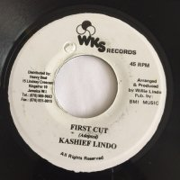 KASHIEF LINDO / FIRST CUT