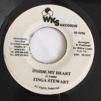 TINGA STEWART / INSIDE MY HEART