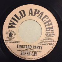 SUPER CAT / VINEYARD PARTY