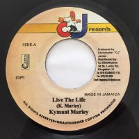 KYMANI MARLEY / LIVE THE LIFE
