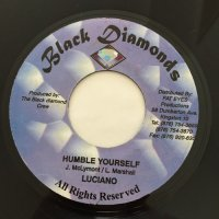 LUCIANO / HUMBLE YOURSELF - CRUCIAL BANKEY / CUSH WOMAN