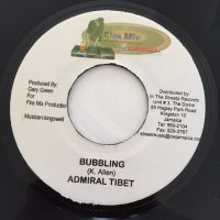 ADMIRAL TIBETT / BUBBLING - CHRISTOPHER / MORE LOVING