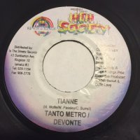 TANTO METRO & DEVONTE / TIANNE - PATCHY / RING GAMES