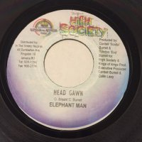 ELEPHANT MAN / HEAD GAWN - HOLLOW POINT / SPREE
