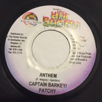 CAPTAIN BARKEY & PATCHY / ANTHEM - PREDATOR / HEAD A FLY
