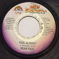 SEAN PAUL / FEEL ALRIGHT