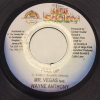 MR. VEGAS & WAYNE ANTHONY / PULL UP
