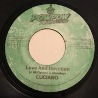 LUCIANO / LOVE AND DEVOTION