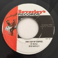 BOB MARLEY / ONE CUP OF COFFEE - SKATALITES / SNOW BOY