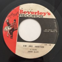 JIMMY CLIFF / AIM AND AMBITION