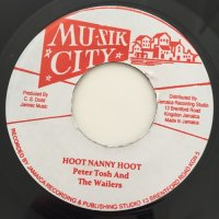 BOB MARLEY / DO YOU REMEMBER - PETER TOSH / HOOT NANNY HOOT