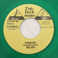 THE JETS / SOMEONE - ROLAND ALPHONSO / CLEO'S BACK 2