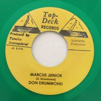 DON DRUMMOND / MARCUS JUNIOR - JACKIE OPEL / VALLY OF GREEN