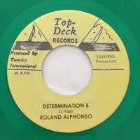 ROLAND ALPHONSO / DETERMINATION - A SHOT IN THE DARK