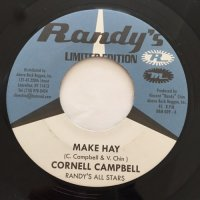 CORNEL CAMPBELL / MAKE HAY - DON DRUMMOND / SAM THE FISHERMAN