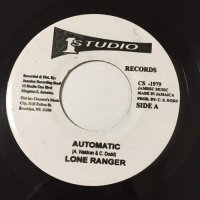 LONE RANGER / AUTOMATIC - ANDY & JOEY / LOVE YOUR COMPANY