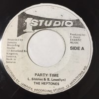 HEPTONES / PARTY TIME