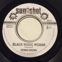 DENNIS BROWN / BLACK MAGIC WOMAN