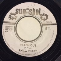 PHILL PRATT / REACH OUT - HORACE ANDY / TAG A LONG