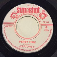 HEPTONES / PARTY TIME - BABY KALPHAT / ZION HILL