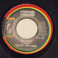 DELROY WILLIAMS / FOX HOLE