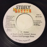 FRISCO KID & SPRAGGA BENZ / 1 2 ORDER