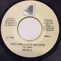 SIZZLA / THE GIRLS DEM MI LOVE