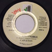 CAPLETON / LOG ON GIRLS