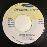 MAX ROMEO / CHASE THE DEVIL