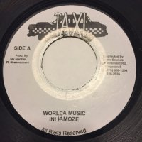 INI KAMOZE / WORLD A MUSIC  - CALL A TAXI