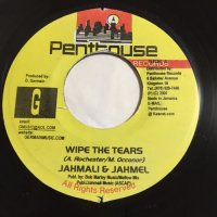JAHMALI & JAHMEL / WIPE THE TEARS