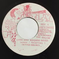 DENNIS BROWN / LONG AND WINDING ROAD