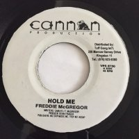 FREDDIE McGREGOR / HOLD ME