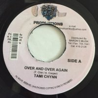 TAMI CHYNN / OVER AND OVER AGAIN  - SANJAY / MAN OF MY WORD