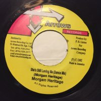 MORGAN HERITAGE / SHE'S STILL LOVING ME