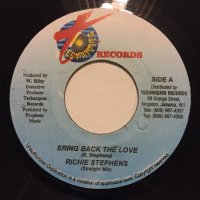 RICHIE STEPHENS / BRING BACK THE LOVE